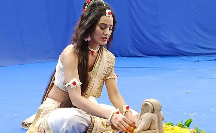 """Heena Parmar On Being A Part Of Vighnaharta Ganesh: """"Getting To Play A Role In It Is Like A Blessing In Disguise"""""""