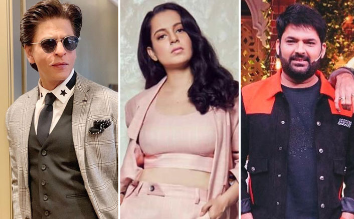 Before Kangana Ranaut, Shah Rukh Khan & Kapil Sharma Were In War With BMC, Here's What Happened!