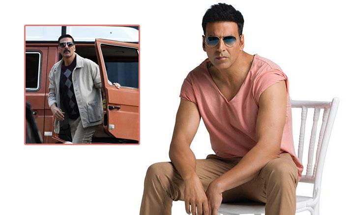 Bell Bottom: Akshay Kumar Is Giving '80s Dapper Vibes In These New Leaked Pictures(Pic credit: Instagram/akshaykumar)