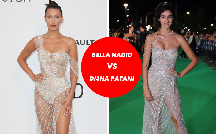 Bella Hadid VS Disha Patani Fashion Face-Off: Who's The Sultry Queen – OG Or Copied Version?