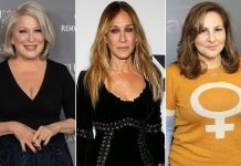 Bette Midler, Sarah Jessica Parker & Kathy Najimi To Reunite In October For This Big Thing!