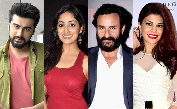 Bhoot Police: Jacqueline Fernandez, Yami Gautam Join Saif Ali khan & Arjun Kapoor In The Ghost Hunt!
