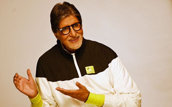 """Amitabh Bachchan On Resuming Work: """"Other Than Me Everyone Else Looking Like They Ready For A Heist"""""""