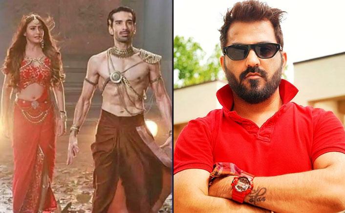 "Bigg Boss 10's Manu Punjabi Mocks Naagin 5 Ft. Surbhi Chandna & Mohit Sehgal, Says ""Ye Kya Tamasha Hai?"""
