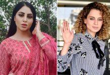 Bigg Boss 11 Fame Arshi Khan Slamms Kangana Ranaut & Arnab Goswami On Social Media