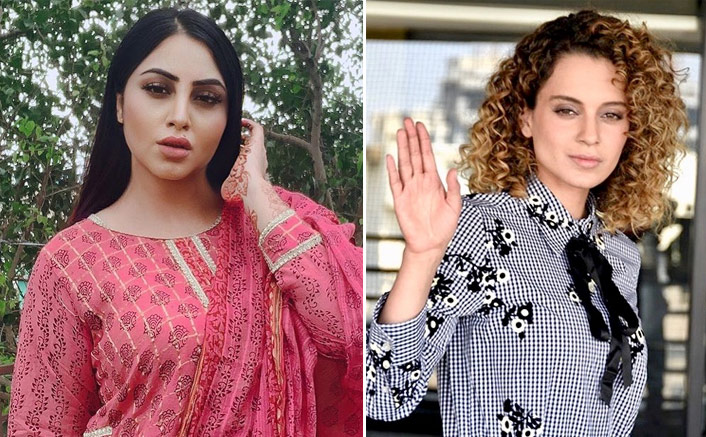 "Arshi Khan SLAMS Kangana Ranaut: ""You Don't Give A F***k.."""