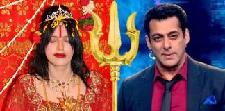 Bigg Boss 14: Radhe Maa & Channel Having Serious Discussions Over The Trishul?