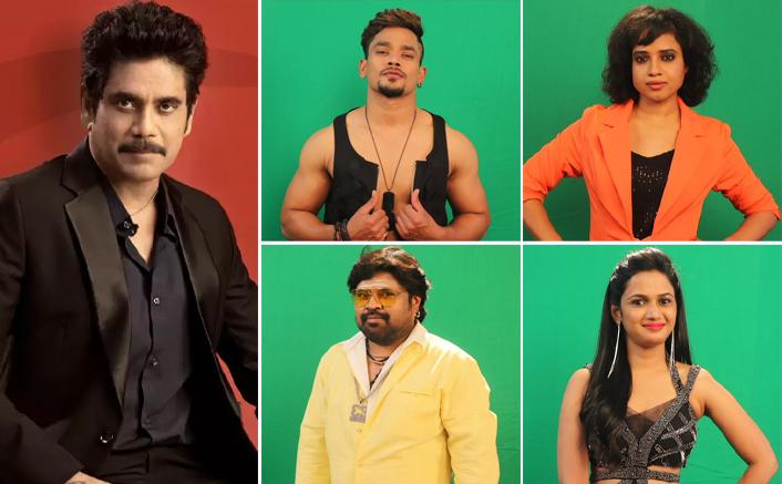 Bigg Boss Telugu 4: Nagarjuna Akkineni Reveals The Name Of All The Contestants