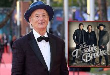 Bill Murray Receives Legal Notice From Doobie Brothers For Using Unlicensed Song To Sell Shirts