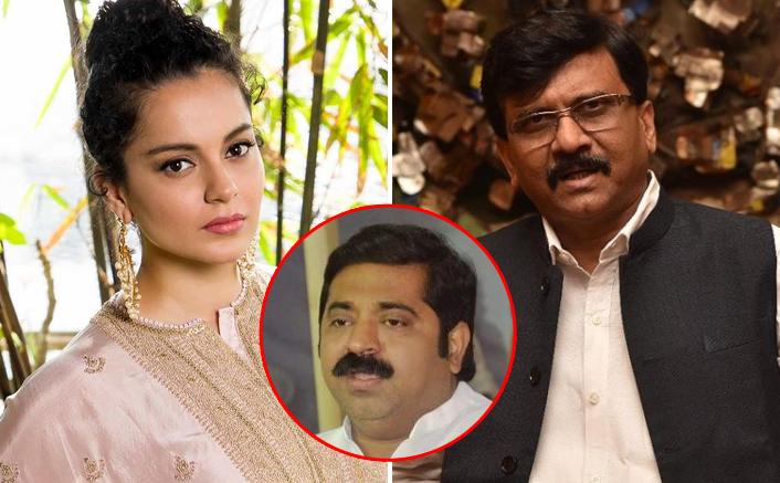 BJP MLA Ram Kadam Supports Kangana Ranaut While Criticising Sanjay Raut