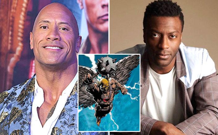 Black Adam: Dwayne Johnson Welcomes Aldis Hodge As The Hawkman In A 'Rock'ing Way!