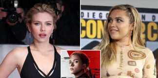 "Black Widow: Scarlett Johansson Opens Up On Florence Pugh Taking Over, ""She's So Different To Natasha"""