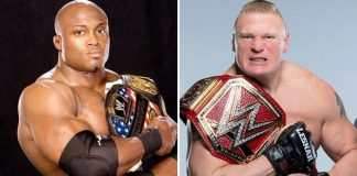 Bobby Lashley Warns WWE If Not Fixed A Fight With Brock Lesnar