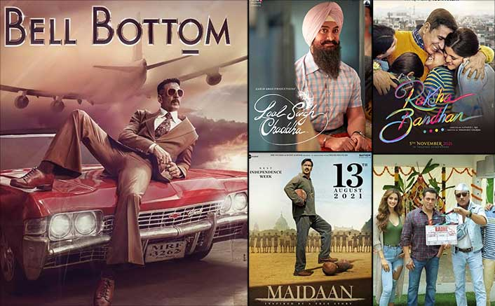 From Akshay Kumar's Bell Bottom To Aamir Khan's Laal Singh Chaddha - Biggies Of 2021 To Look Out For