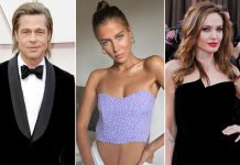 Brad Pitt Does Not Want To Be Dragged In Between Nicole Poturalski & Angelina Jolie's Fight