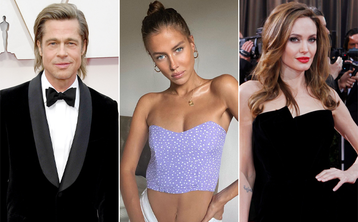 Angelina Jolie Kept Kids AWAY From Brad Pitt Post Vacay With Nicole Poturalski?