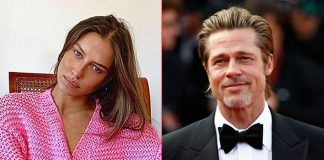Brad Pitt Has Another Connection To New Girlfriend Nicole Poturalski's Husband, Roland Mary