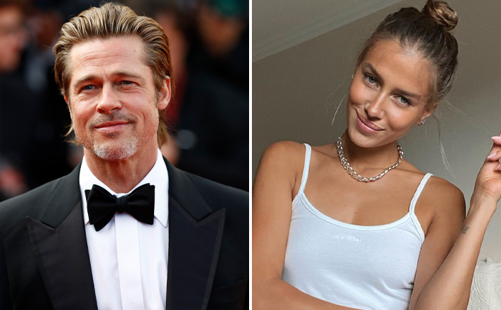 Brad Pitt & GF Nicole Poturalski To Now Romance In A Movie?
