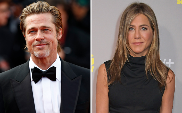 Brad Pitt & Jennifer Aniston Having A 'Gala Time' Looking At Fans' Obsession With Their Reunion?