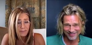 Brad Pitt & Jennifer Aniston Reunite For The First Time In Decades & Fans Are In Awe!