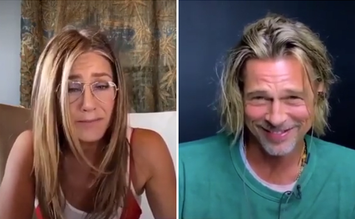 """Jennifer Aniston Calls Brad Pitt S*xy, Asks """"Will You Come To Me?"""" WATCH"""