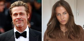 Brad Pitt's Rumoured Girlfriend Nicole Poturalski Reveals Her Favourite Sunday Activity
