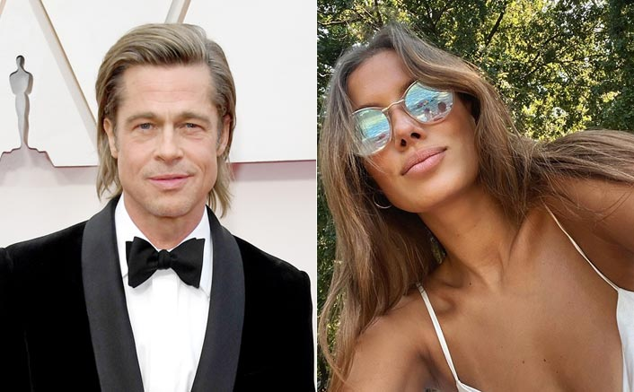 Brad Pitt's Rumoured Girlfriend Nicole Poturalski Indirectly Confesses Spending Summer With Him