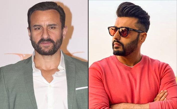 BREAKING! Bhoot Police: Saif Ali Khan & Arjun Kapoor To Become GhostHunters, Deets Inside