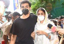 Breaking! Rhea Chakraborty & Showik Chakraborty's Judicial Custody Extended Till October 6