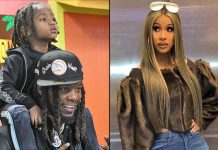 Cardi B Takes A Decision Regarding Daughter Kulture's Custody, Will Offset Benefit? Find Out!