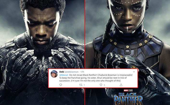 Chadwick Boseman Fans Want MCU To Not Recast Black Panther; Suggest Let Shuri Takeover The Title!