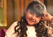 Child artiste Myra Singh on bagging show 'Maddam Sir'