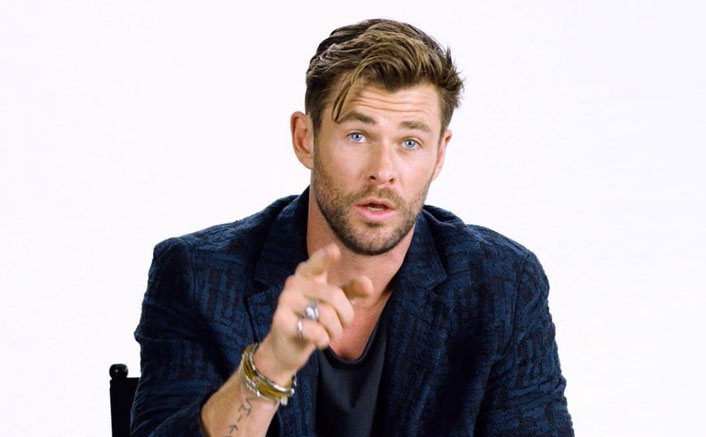 Chris Hemsworth Saying 'You're All F#*%ing Brilliant' Is The Motivation We Need This Year!