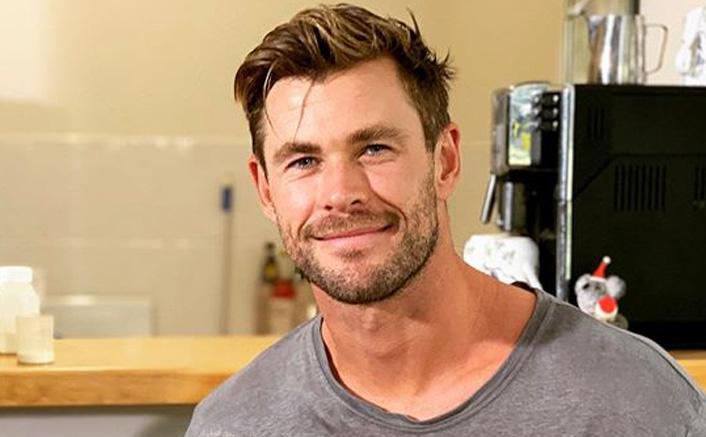 Chris Hemsworth Bags A Criminal-SciFi & A Multi-Million Dollar Deal With Netflix