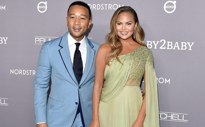 Chrissy Teigen & John Legend Have A $17.5 Million Surprise For Their Soon To Be Born Baby, Find Out!(Pic credit: Getty Images)