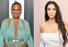 "Chrissy Teigen Supports Kim Kardashian & Her Maternity Shape Wear: ""It's Just The Most Comfortable Thing To Wear"""