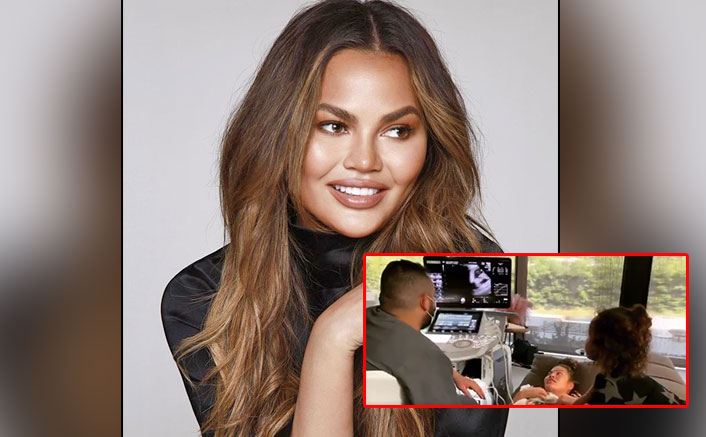 Chrissy Teigen's 4-Year-Old Luna Helping With Her Ultrasound Is The Cutest Thing On Instagram Today, Video Inside!