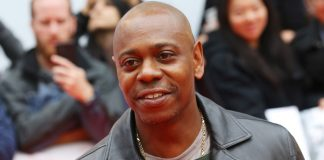 Comedian Dave Chappelle Gave Fiery Speech At Creative Arts Emmys Awards