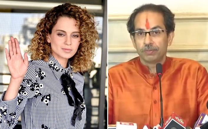 """Kangana Ranaut Calls Uddhav Thackeray 'World's Most Incompetent CM', Says """"Mumbai Is Under Gunda Raj"""""""