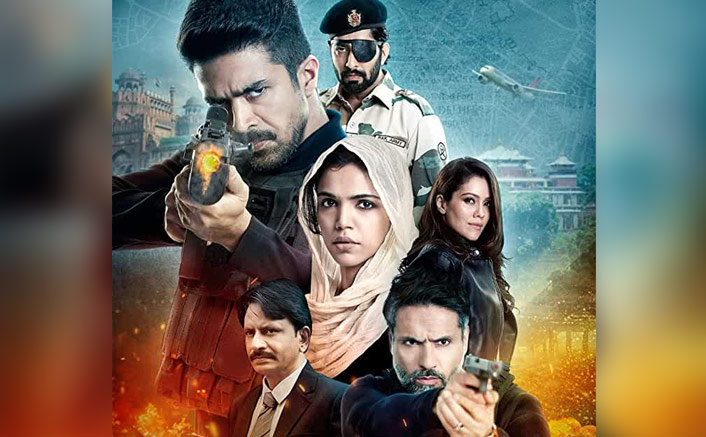 Crackdown Review: Saqib Saleem & Shriya Pilgaonkar's Espionage Thriller Is Staple Content Made For A Target Audience