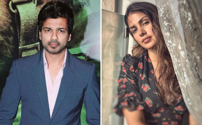 Dabangg 3 Producer Nikhil Dwivedi Wants To Work With Rhea Chakraborty Post Sushant Singh Rajput Row!