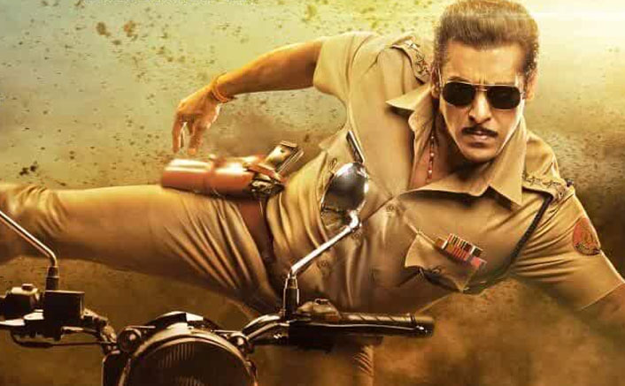 Salman Khan AKA Chulbul Pandey's Special Message For Fans As Dabangg Turns 10