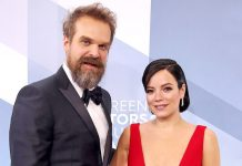 David Harbour & Lily Allen Acquire Marriage License In Las Vegas