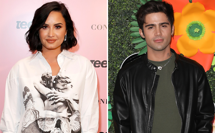 Demi Lovato Reveals Her Wedding Plans With Her Fiance Max Ehrich