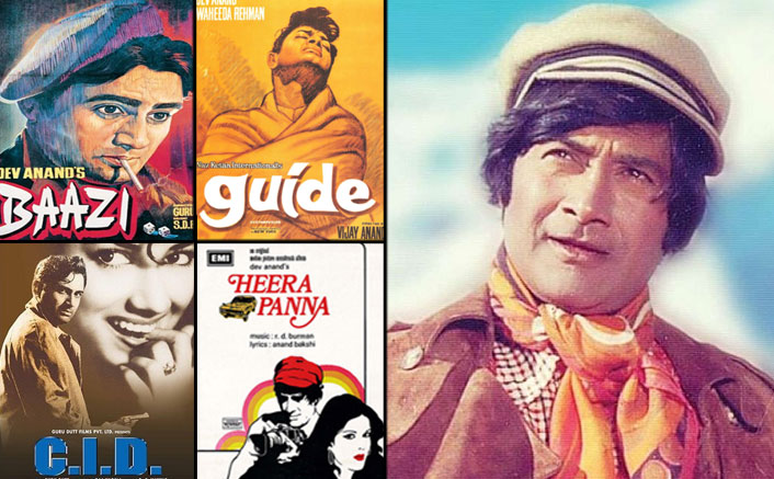 Dev Anand & 97 Years Of His Magic! A Chronologically Arranged List Of His Memorable Roles
