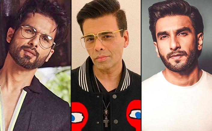 Karan Johar Follows YRF@50 Plan? To Announce Multiple Films Starring Ranveer Singh, Shahid Kapoor & More!