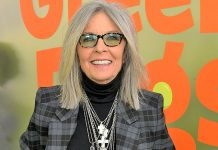 "Diane Keaton's Is Driving Home An Important Point – ""Vote B*itched"""