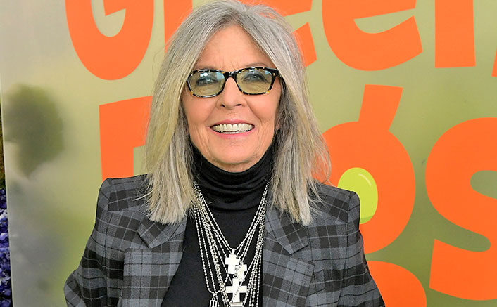 """Diane Keaton's Hat Says """"Vote B*itches"""" & That's What Everyone Should Follow!"""