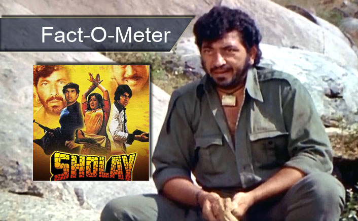 Did You Know? Amjad Khan AKA Gabbar Singh Of Sholay Took As Many As 40 Retakes To Perfect The Iconic Dialogue - [Fact-O-Meter]