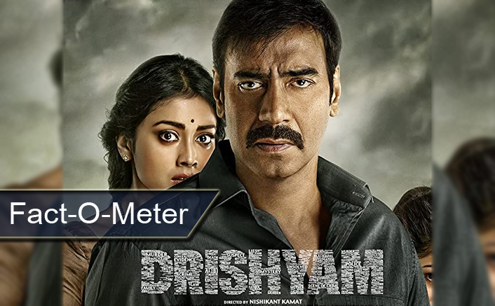 Did You Know? For Ajay Devgn Led Drishyam, 10 National Award Winners Had Collaborated - [Fact-O-Meter]